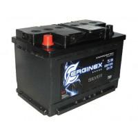 Аккумулятор Erginex 75 а/ч 6СТ 75L