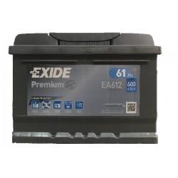 Аккумулятор Exide EB740