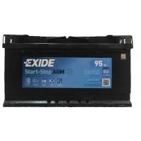 Аккумулятор Exide EK1050