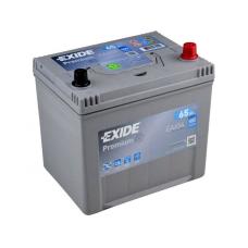 Автомобильный аккумулятор Exide Premium EA654