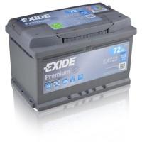 Аккумулятор Exide Premium EA722