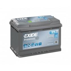 Аккумулятор Exide Premium EA770