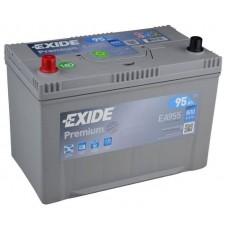 Автомобильный аккумулятор Exide Premium EA955