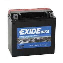 Аккумулятор мото Exide AGM 12-12
