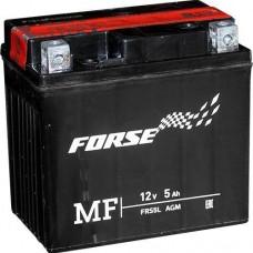 Мото аккумулятор Forse (YTX5L-BS, 6MTC-5A)
