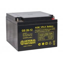 Аккумулятор для ИБП General Security 26-12