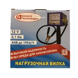 Нагрузочная вилка для аккумуляторов GT-LT02