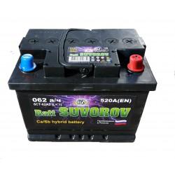 Аккумулятор Batt SUVOROV 62.0