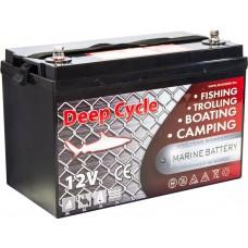 Тяговый аккумулятор Marine Deep Cycle 6FM100D-X AGM