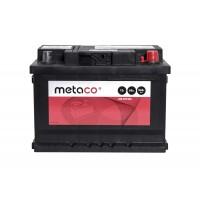 Аккумулятор Metaco 60 ah R