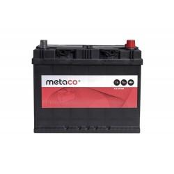 Аккумулятор автомобильный Metaco 68 ah L