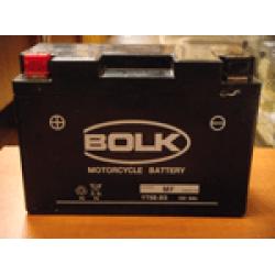 Мото аккумулятор BOLK Super 12/18 (518901-YTX20L-BS)