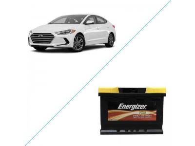 Лучший аккумулятор на Hyundai Elantra VI (AD) – Energizer Plus EP60L2