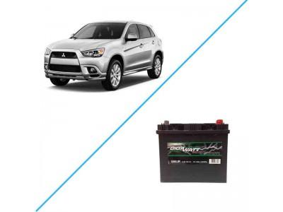 Лучший аккумулятор на Mitsubishi ASX – Gigawatt G60JR