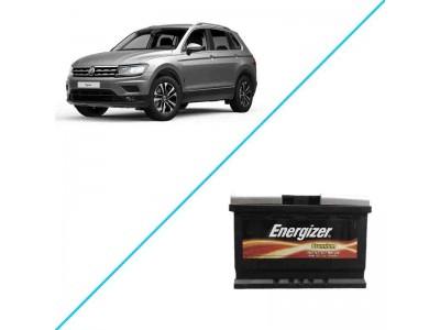 Лучший аккумулятор на Volkswagen Tiguan 2 — Energizer Plus EP74L3