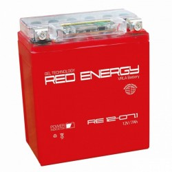 Мото Аккумулятор Red Energy RE 1205