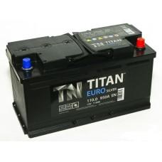 Автомобильный аккумулятор TITAN 100.0 ARCTIC Silver