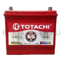 Аккумулятор TOTACHI 75D23FL 65 ah