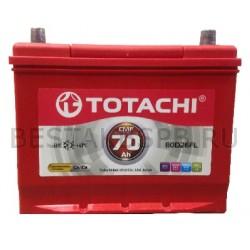 Аккумулятор TOTACHI 80D26FR 70 ah