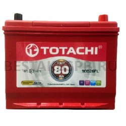 Аккумулятор TOTACHI 90D26FL 80 ah