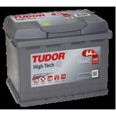 Автомобильный аккумулятор Tudor HighTech TA640