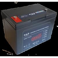 Аккумулятор WBR MB 50-12 AGM