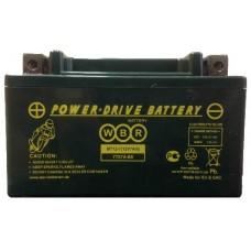Аккумулятор мото WBR YTX7A-BS AGM