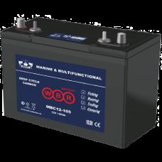 Аккумулятор WBR MBC12-115 AGM
