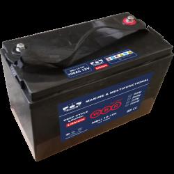 Аккумулятор литиевый WBR MBLi12-100 LiFePO4