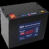 Аккумулятор литиевый WBR MBLi12-75 LiFePO4