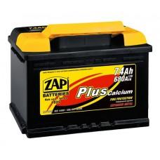 Автомобильный аккумулятор Zap Plus 560 77