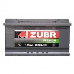 Аккумулятор ZUBR PREMIUM 105.0
